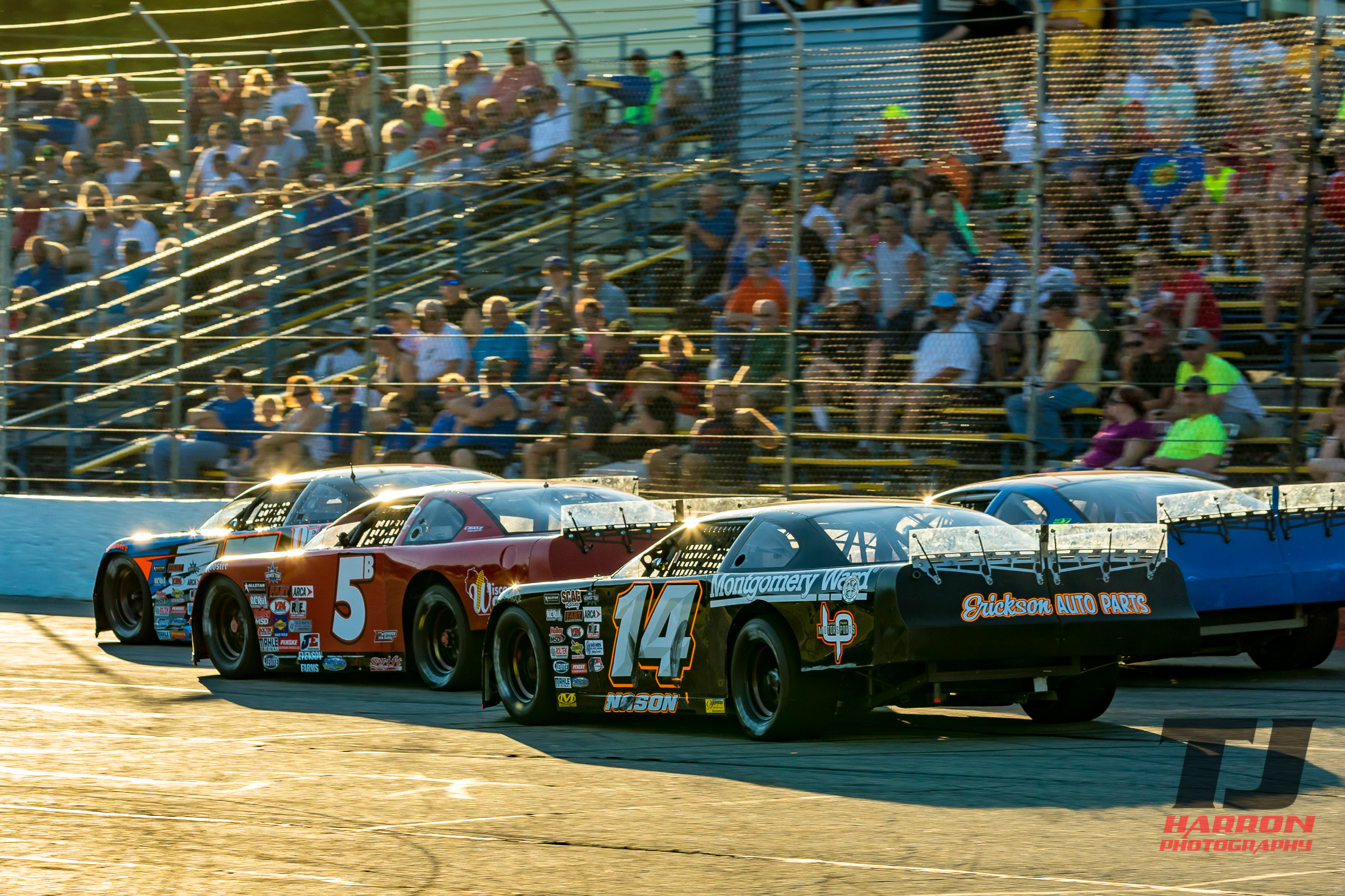 ARCA Midwest Tour @ Jefferson Speedway