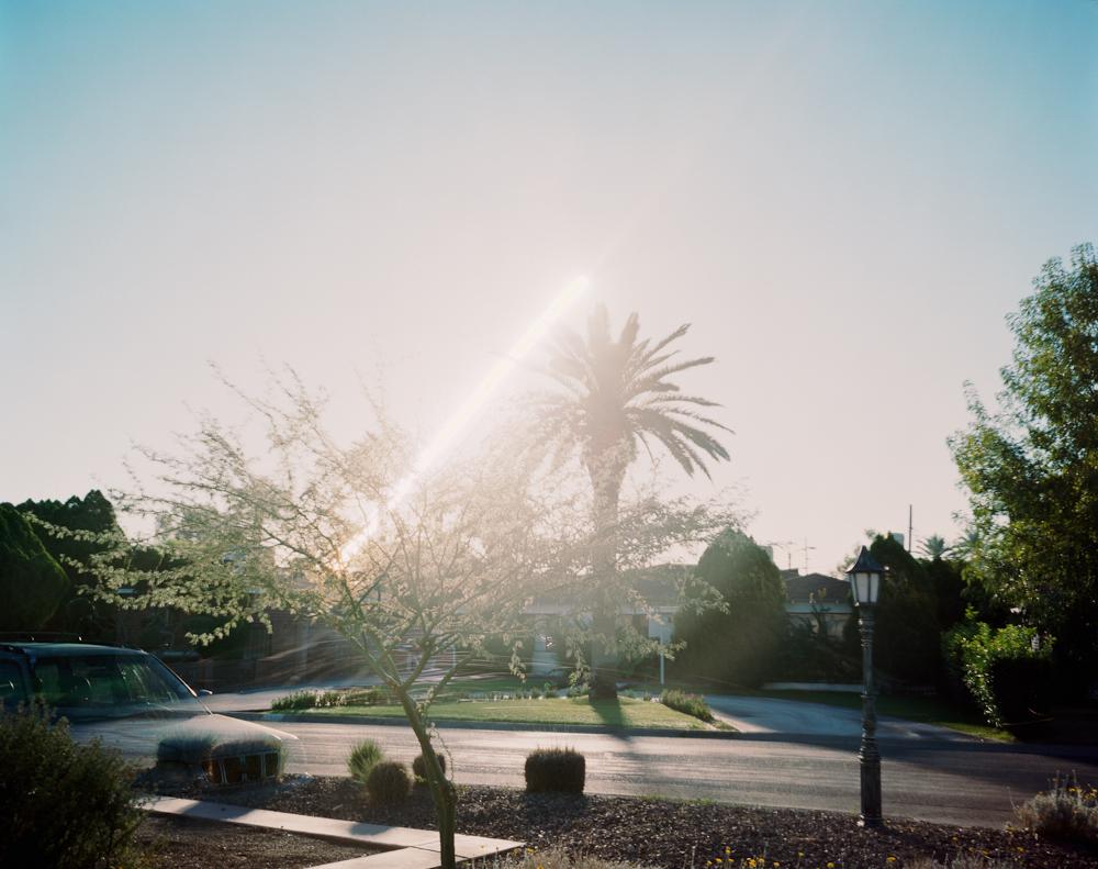 Sunrise, From Home, Phoenix, Arizona, 2010