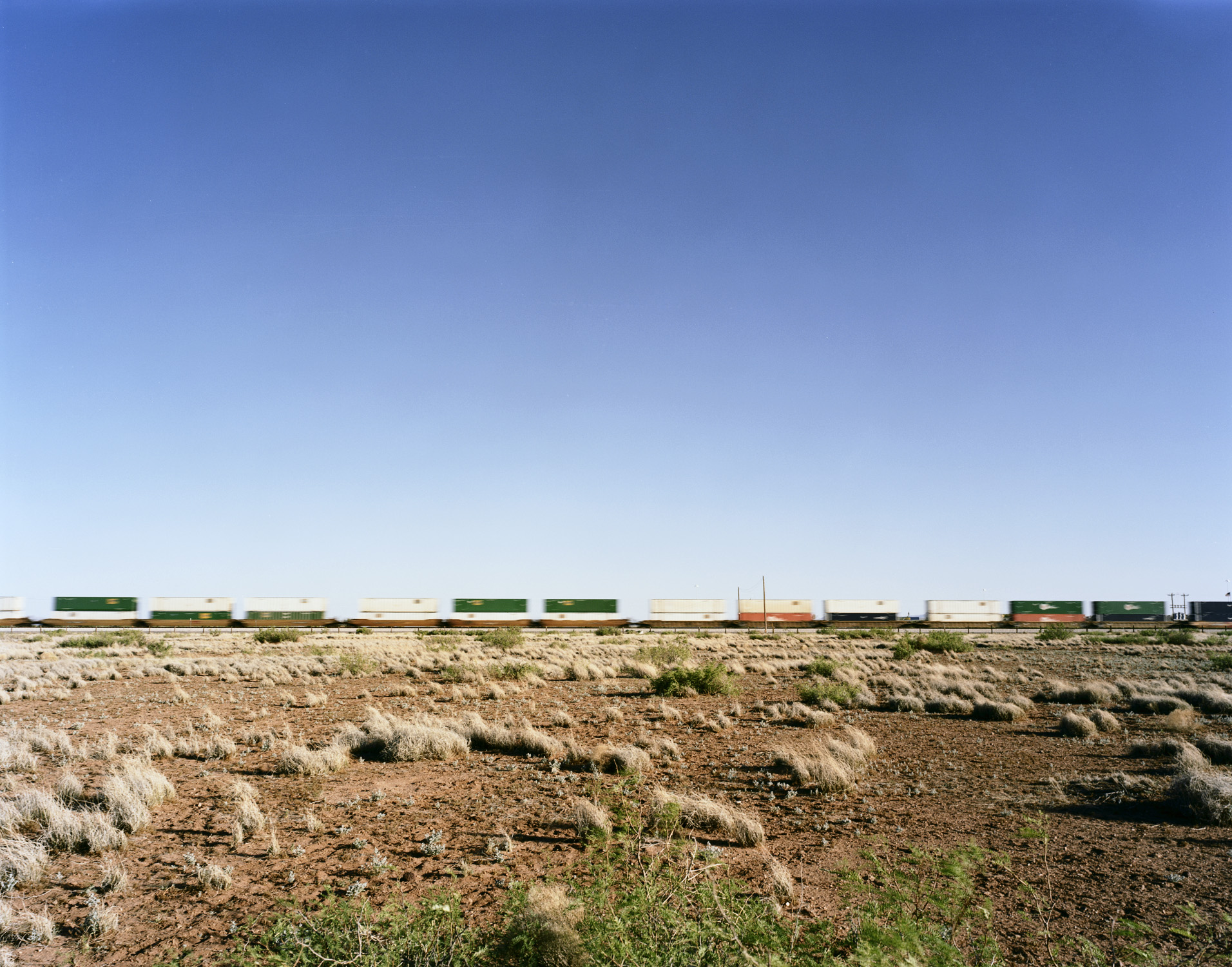 Untitled, Near Deming, New Mexico, 2012