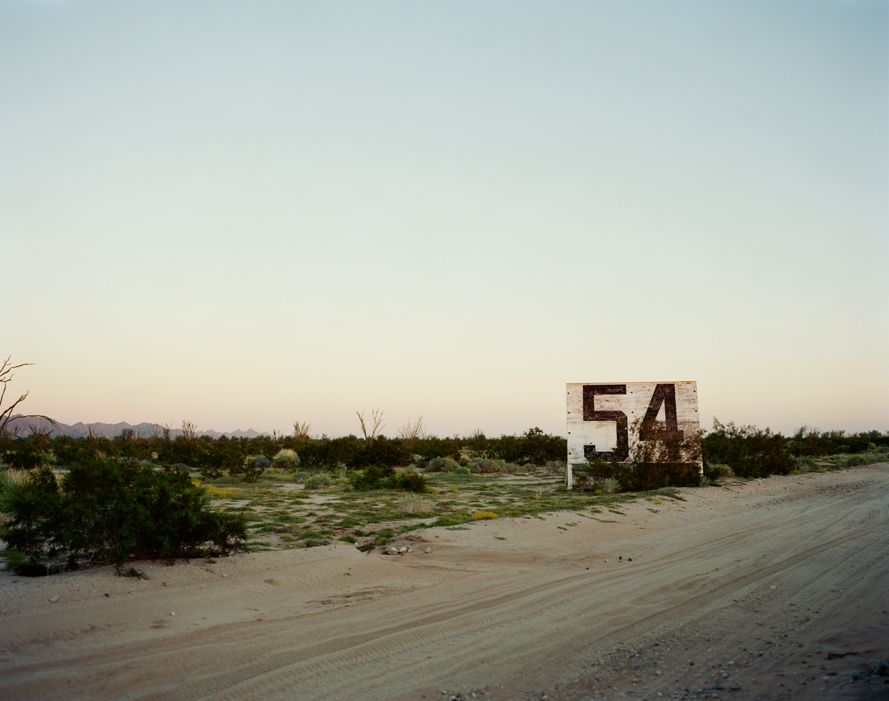 Area 54, Barry M. Goldwater Range West, Arizona