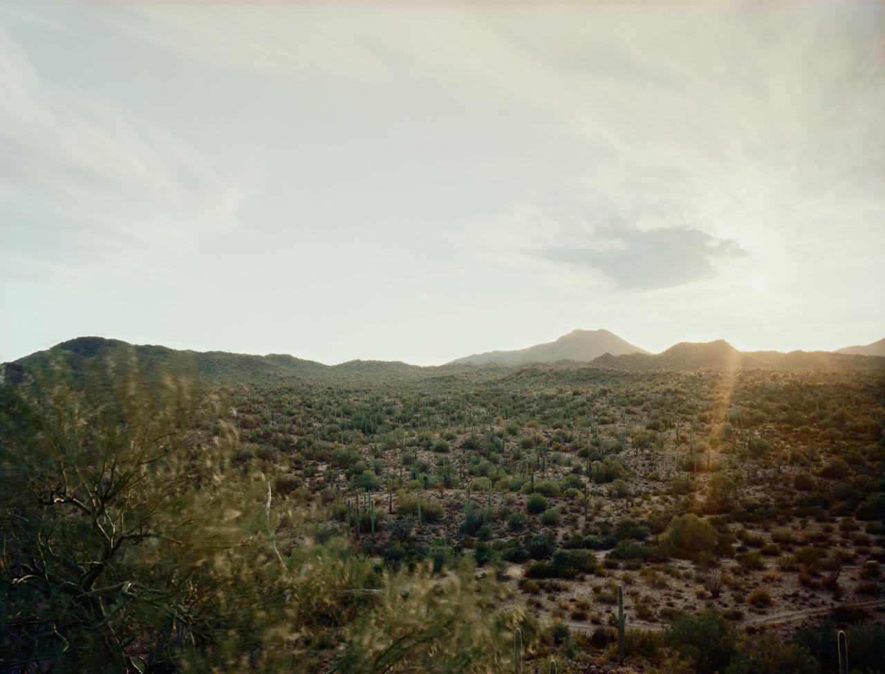 Sun Stretch, Thirteen Minutes, Tohono O'odham Nation, Arizona