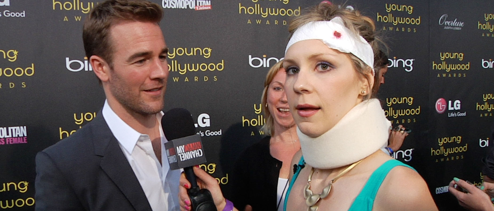 Concussion on the Red Carpet