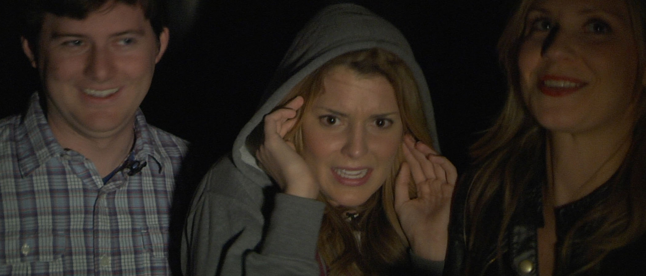 Haunted House with Grace Helbig