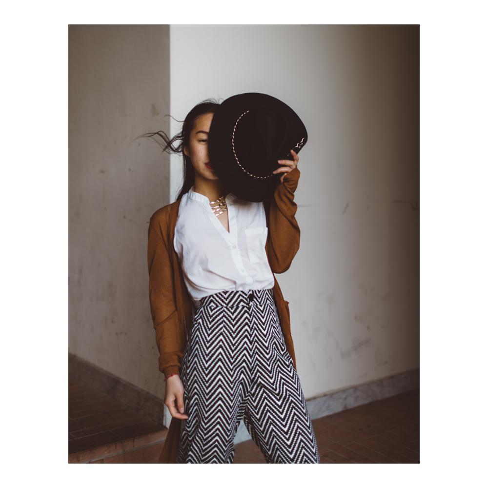 Nuovi amici: Gaya è una giovane fashion blogger (ma non solo: è anche danzatrice, acrobata,cantante e studentessa di lingue).