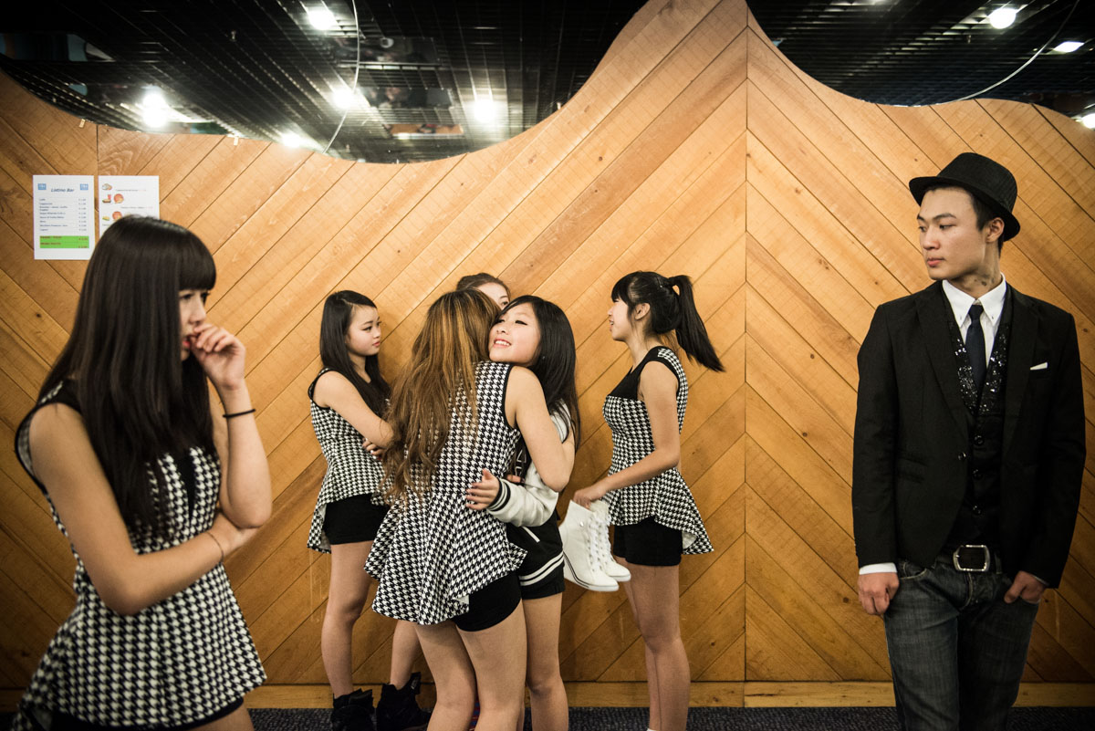 K-Pop Dance Contest