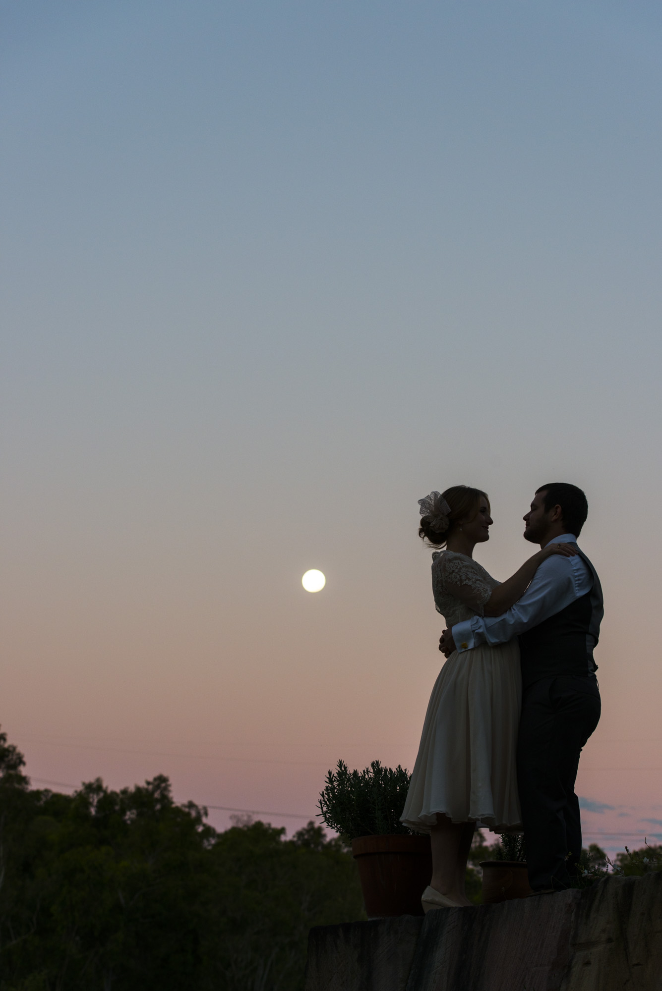 moonrise wedding  |  brisbane wedding photography  |  fuschia photography