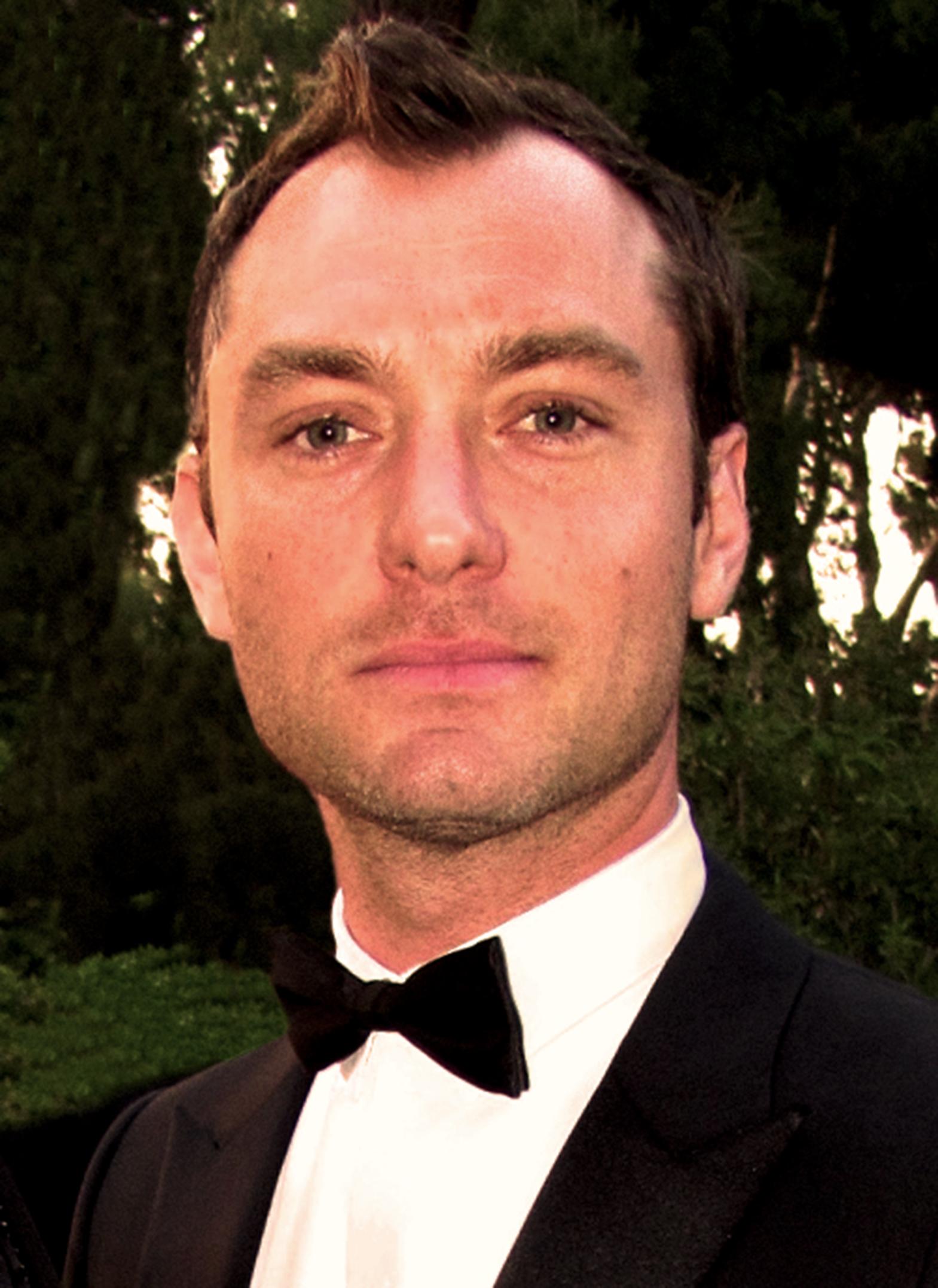 Jude Law by Nadja Amireh http://www.getnoticed.de