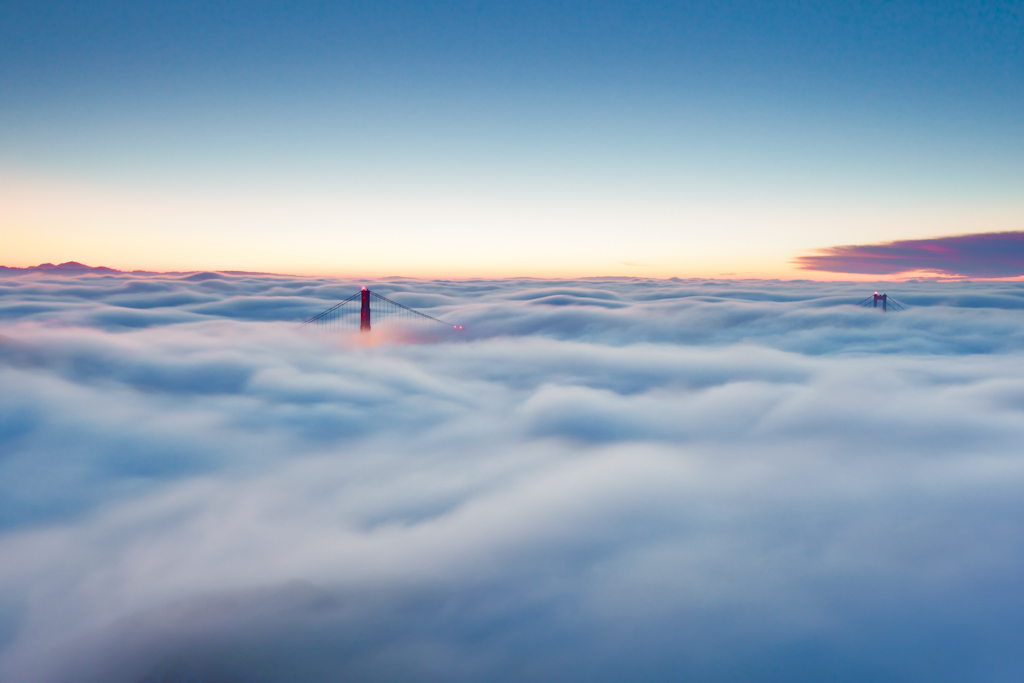 City of the Clouds