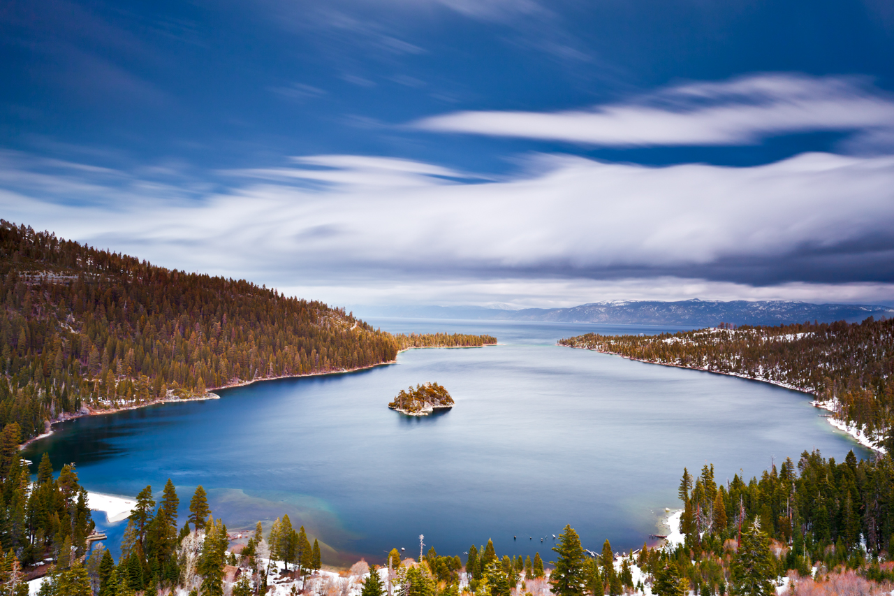 Time at Emerald Bay