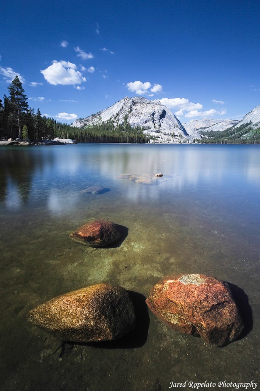 Three Boulder Lake