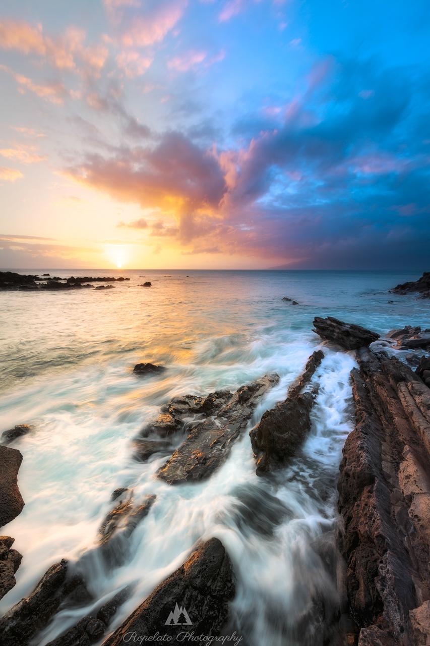 Napili Coast Sunset
