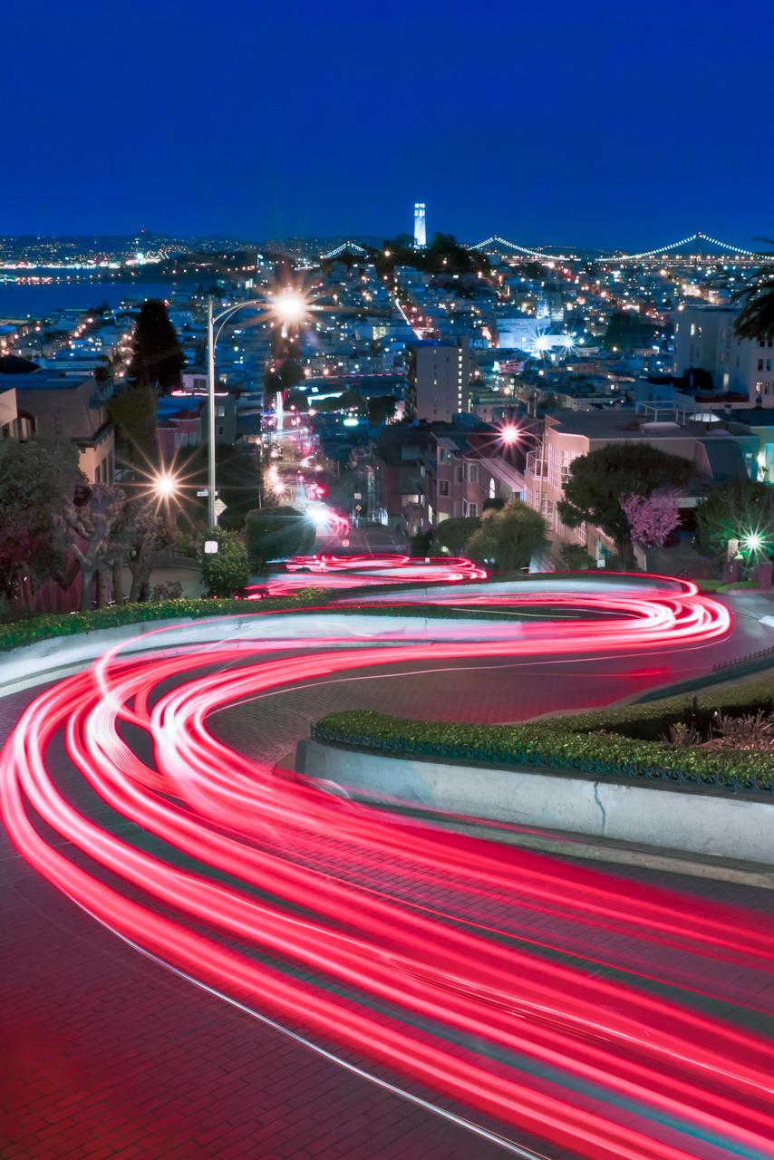 Lights of Lombard