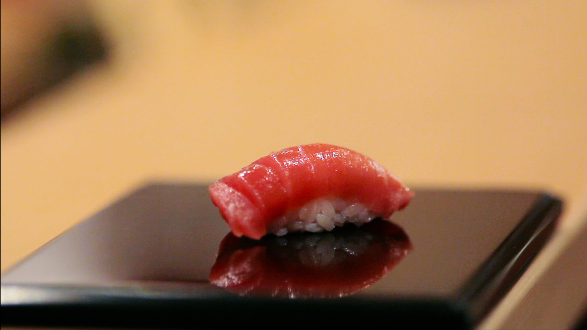 Jiro's sushi. From Magnolia Pictures.
