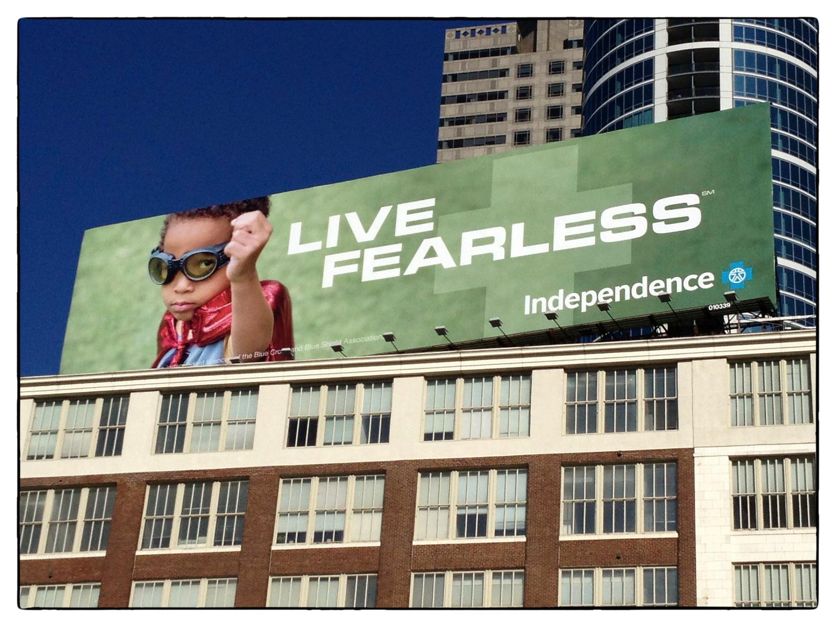Shot at the corner of Market and 22nd Streets in Philadelphia, September 3, 2013.