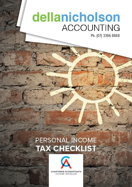 click on the image above to download your personal income tax checklist!