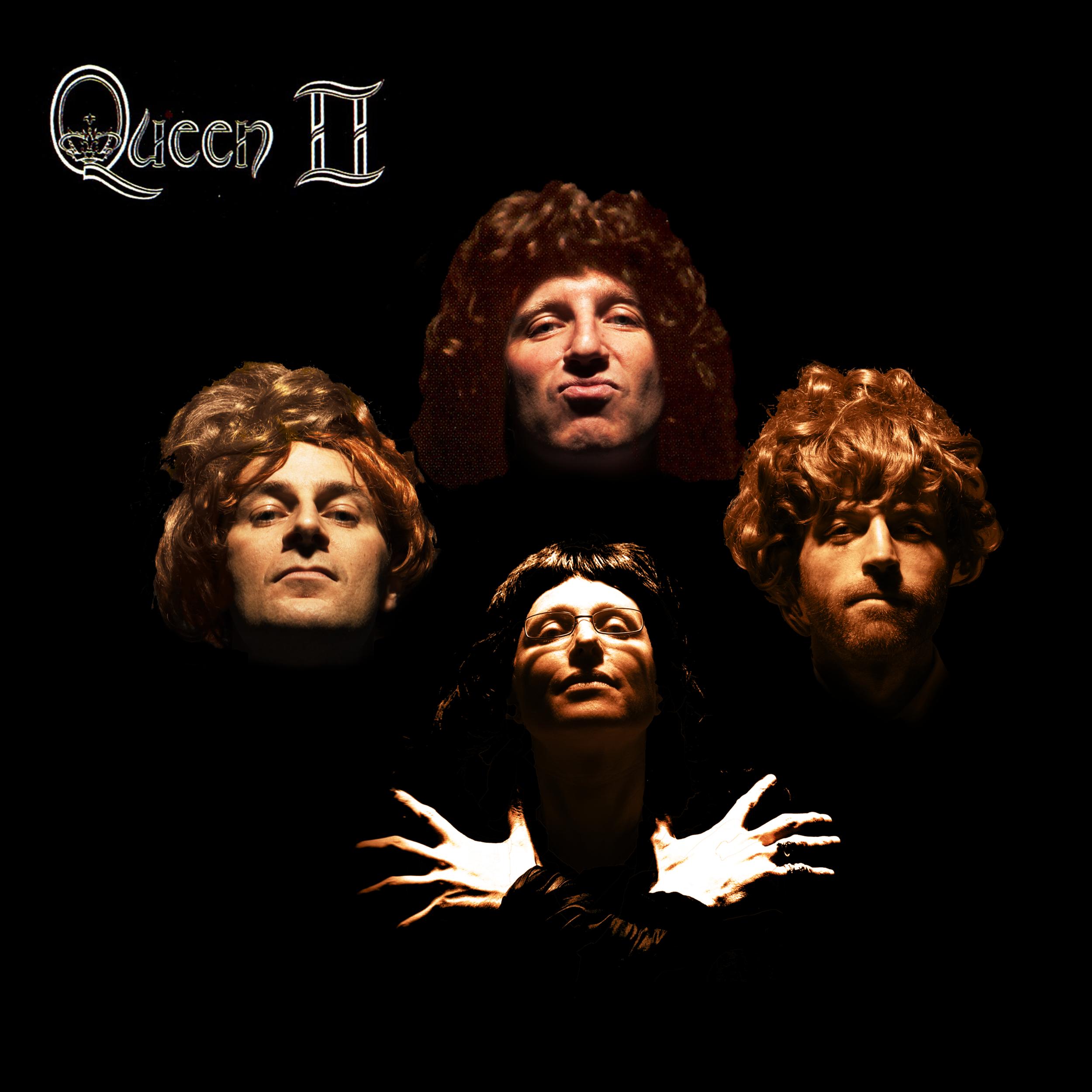 Queen II Album teachers .png