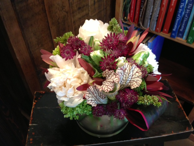 Peonies, Cobra Lilies, Parrot Tulips, Safari Sunset
