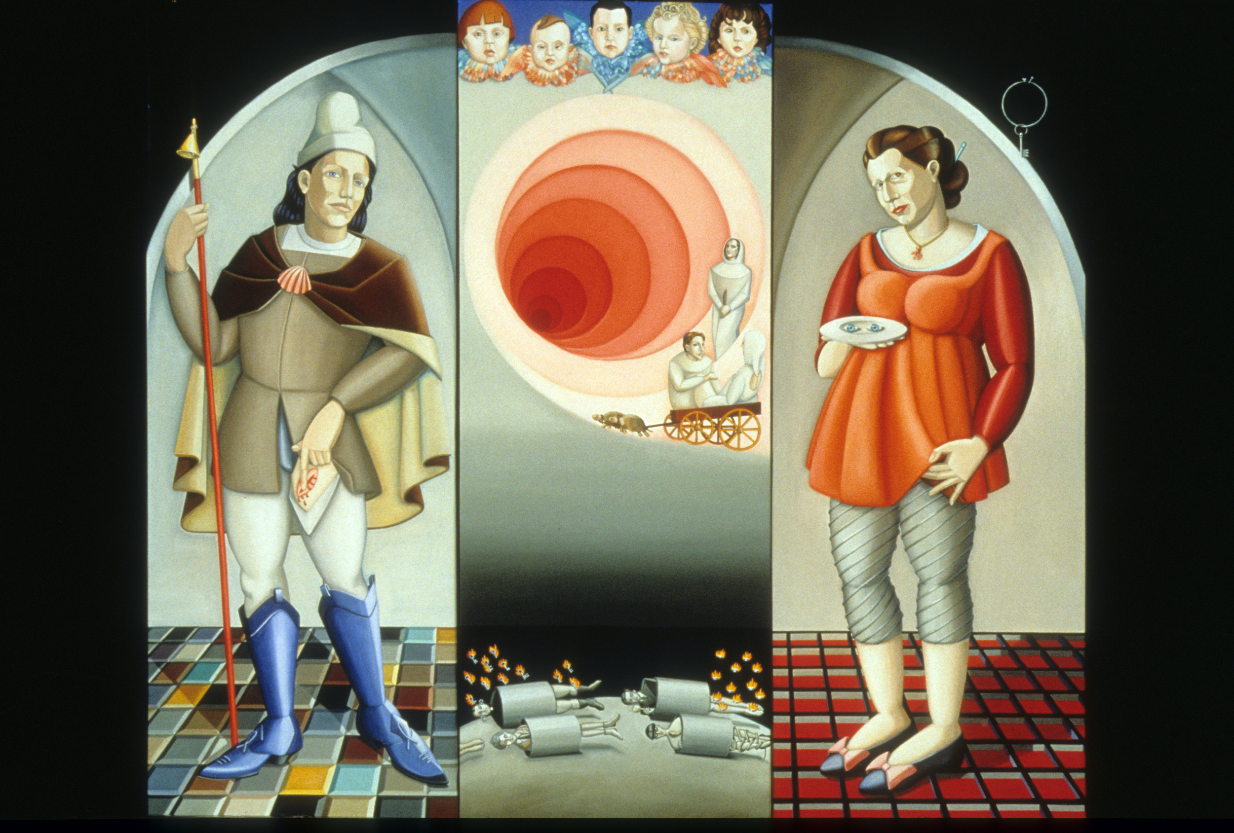 Divertimento with Saints