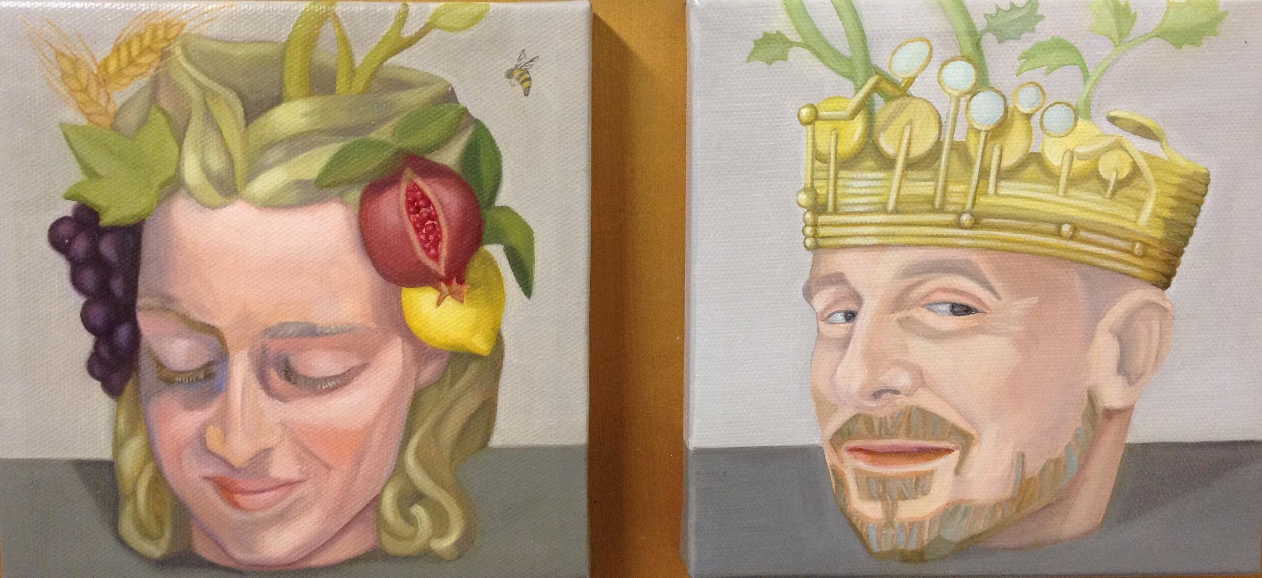 Pomona & the Sax King, Detail