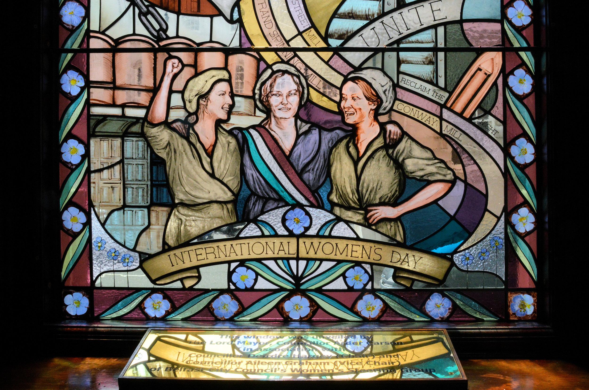 Women's Window -