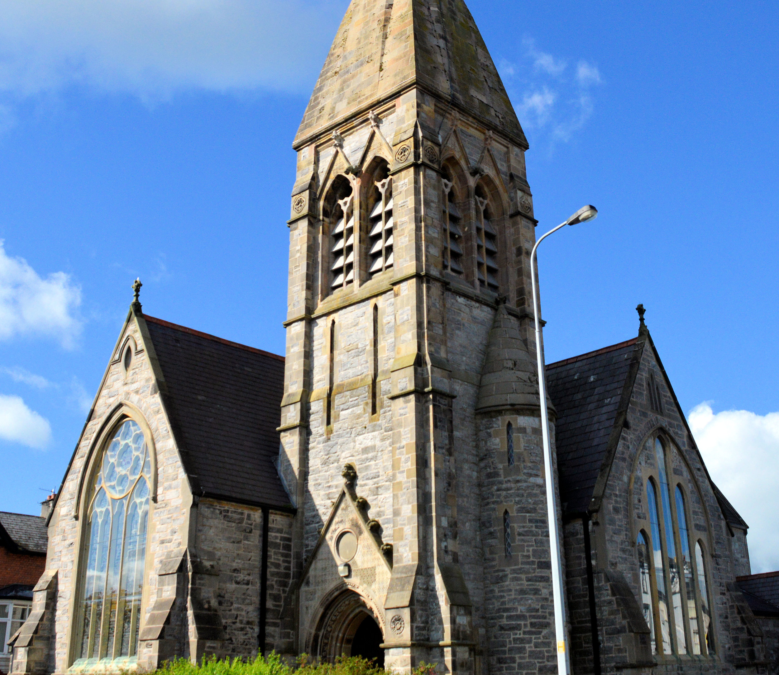 Christ Church, Strabane  - Strabane