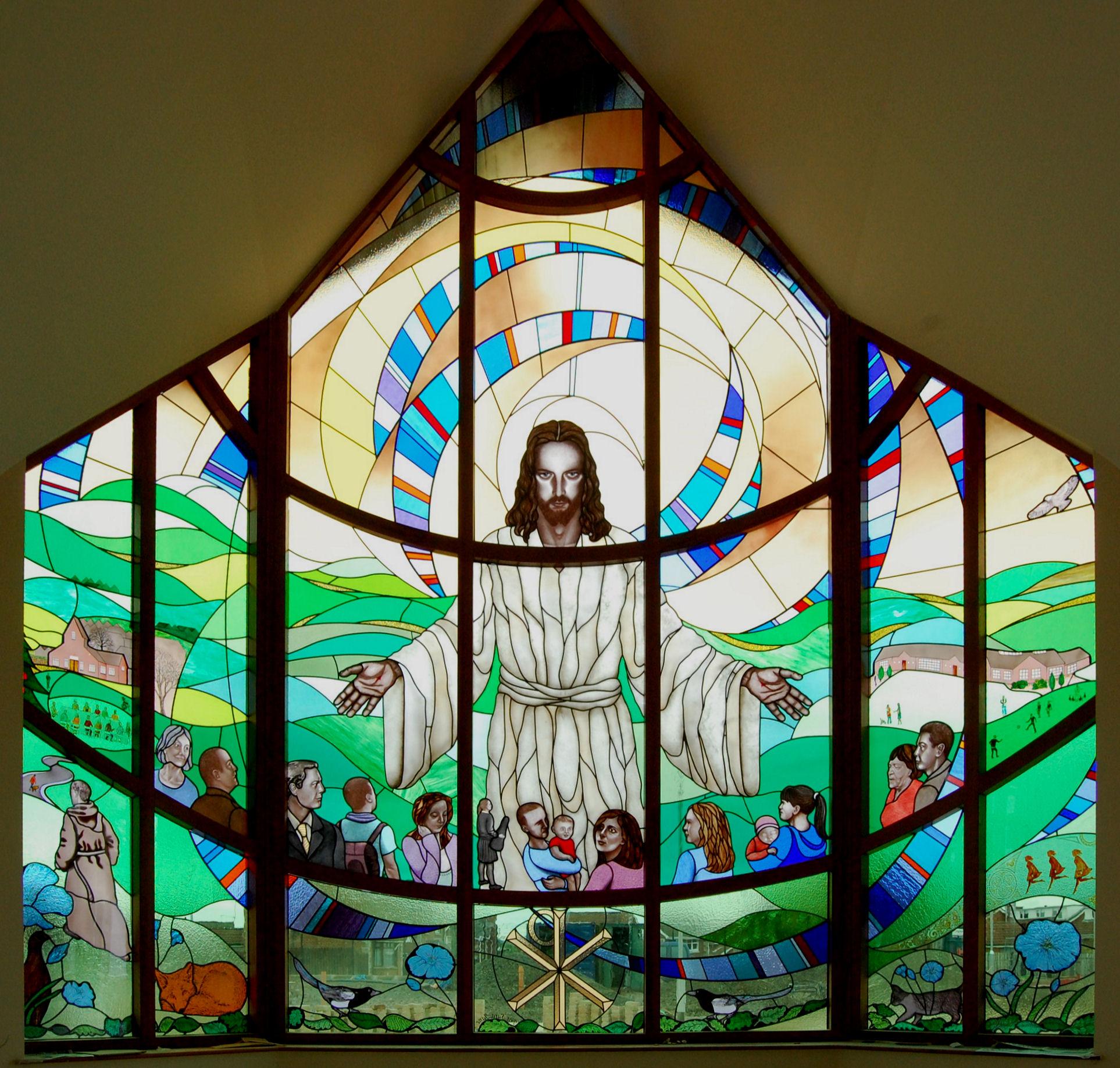 Christ The Reedemer Church - Lagmore, Belfast