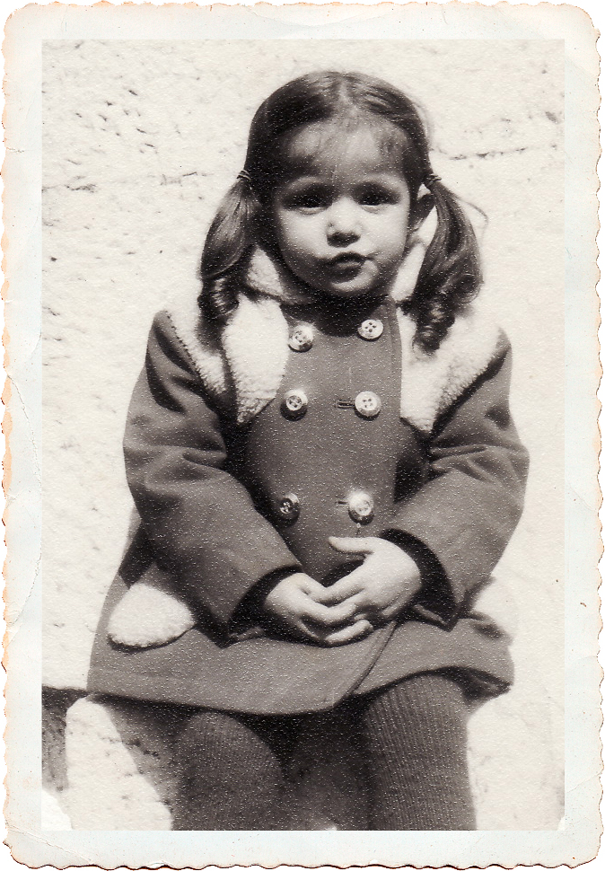 I don't have many pictures of myself as a child. None of my parents wedding or when my mother was pregnant. No birthdays or holiday photos. I long to recapture the feeling through the images only in my mind.