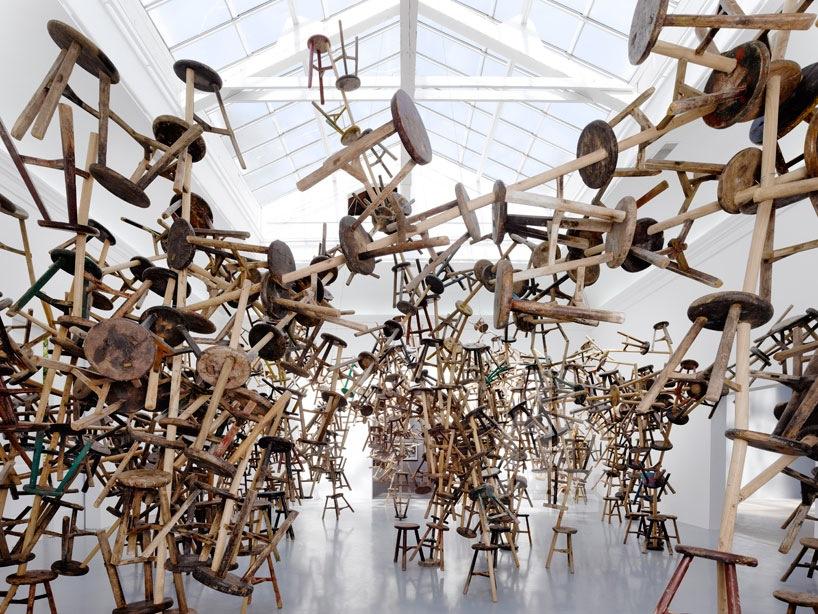 Bang by Ai Wei Wei