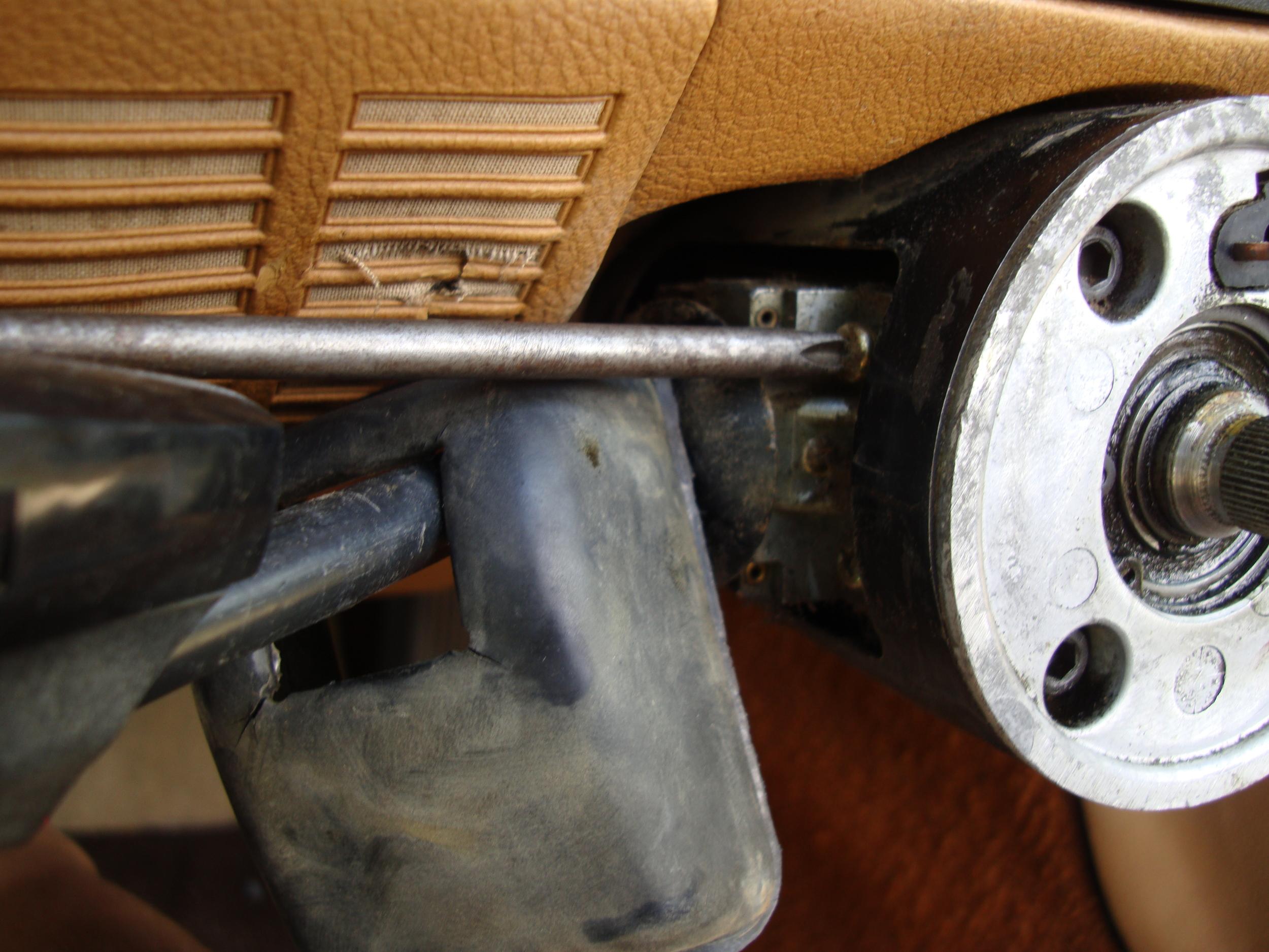 Turn Signal Switch Repair — Paul Noren's Personal Blog