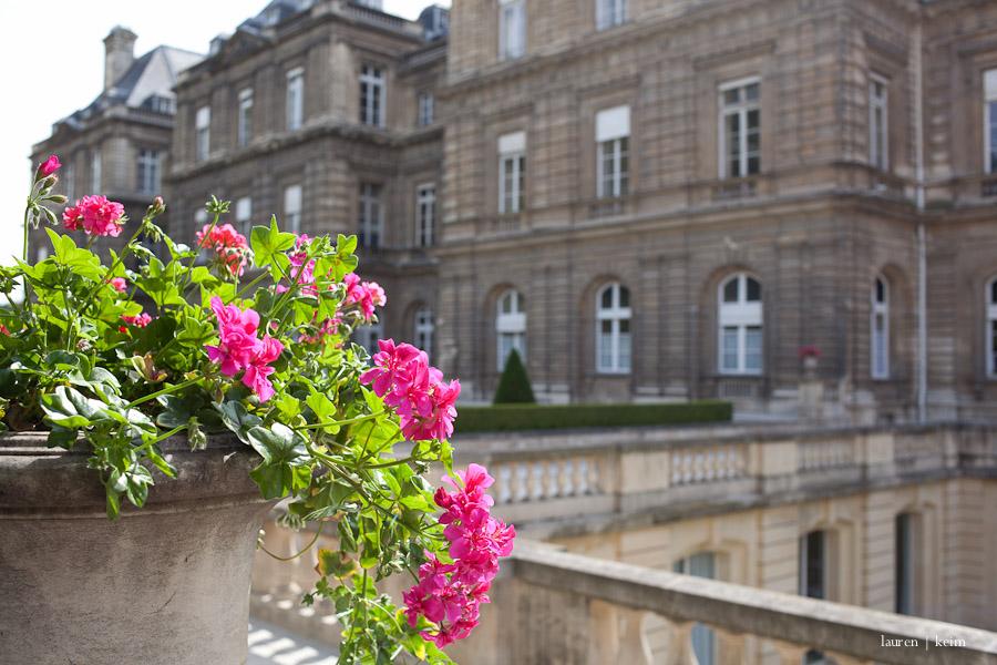 Luxemborg Gardens