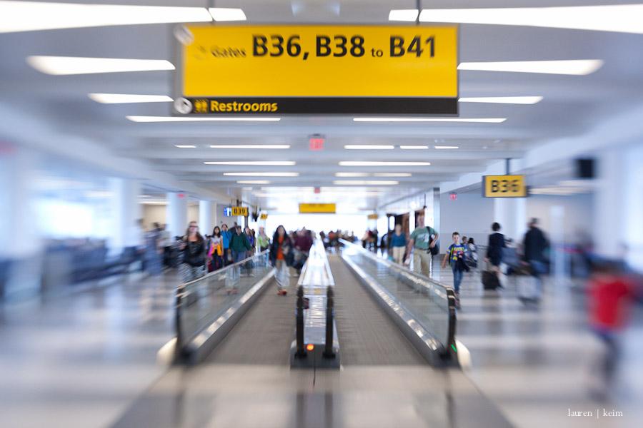Terminal 4, JFK