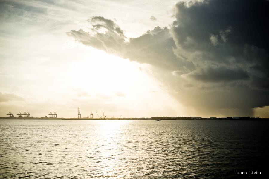 Sunset :: Fuju XE2, 27mm