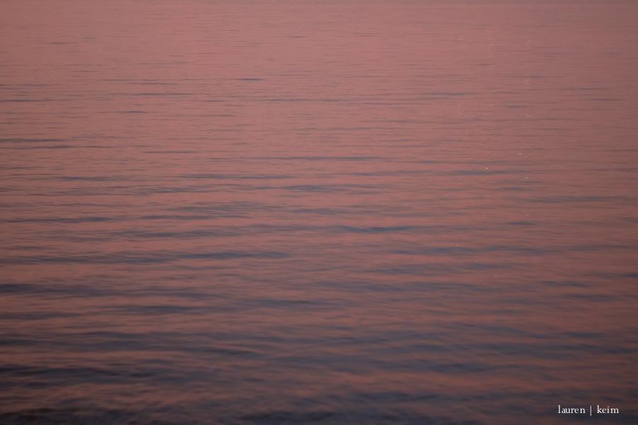 Pink skies at morning : Fuji X-E2, Helios 44M