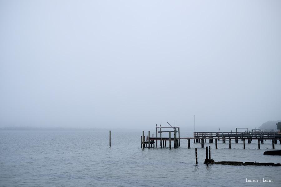 Foggy river | Fuji X-E2, 35mm