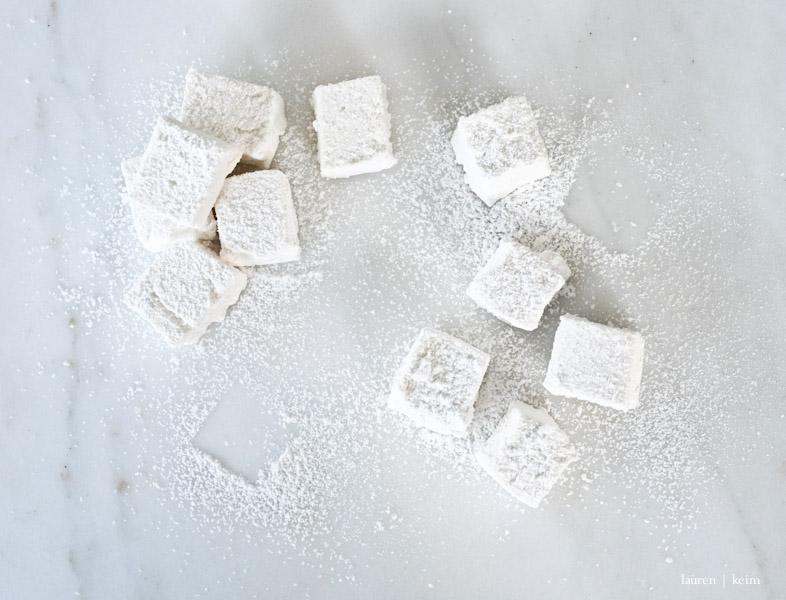 Marshmallows | Fuji X-E2, 35mm