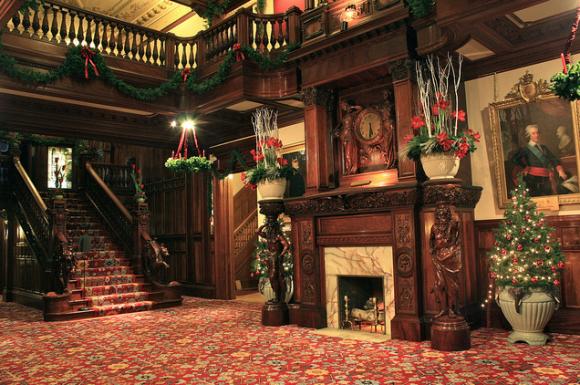 Turnblad Mansion, American Swedish Institute.