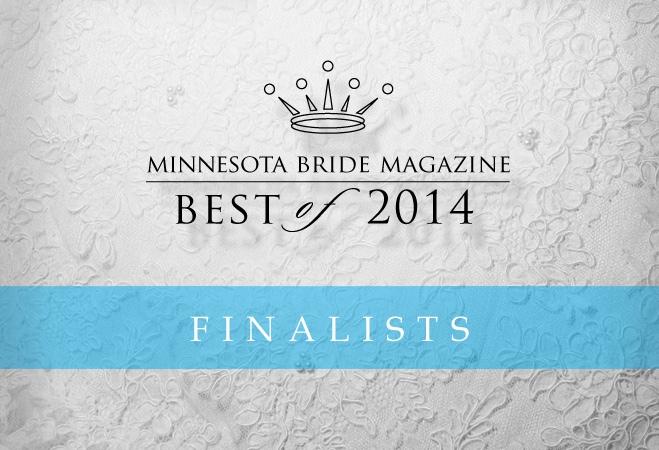 Minnesota Bride Best Ceremony Music 2014 Finalist