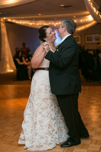 First dance at EdinburghUSA