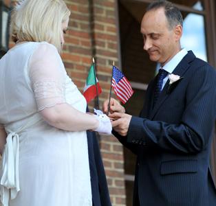 Italian American Wedding