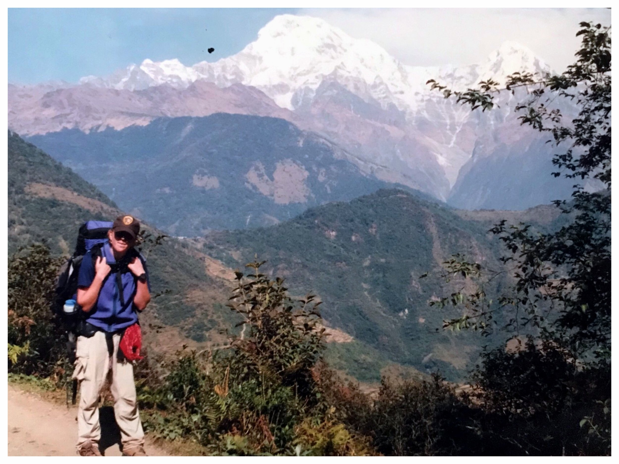 Trekking Annapurna, Nepal.