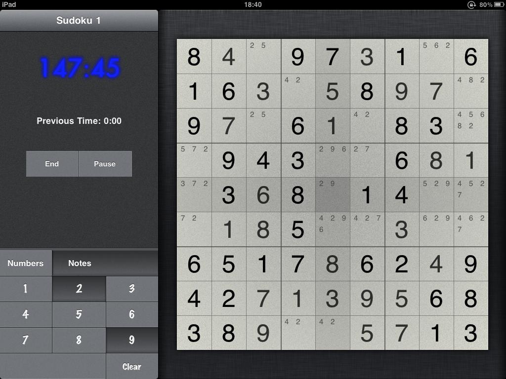 sudoku-app-notes