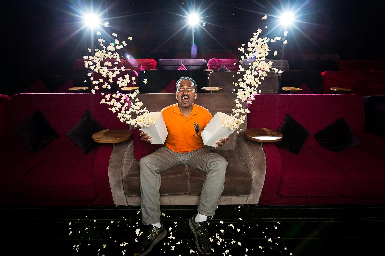 Mulitple Guinness World Record holder Suresh Joachim