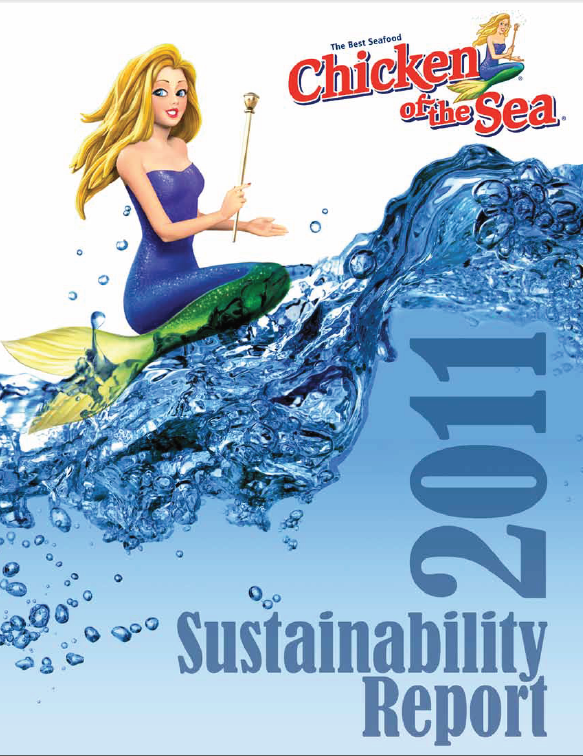 Chicken of the Sea - 2011 Sustainability Report