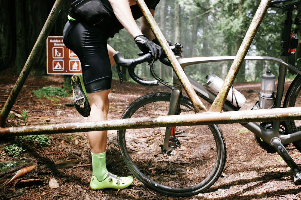SPECIALIZED x DEUX NORTH  seek and diverge