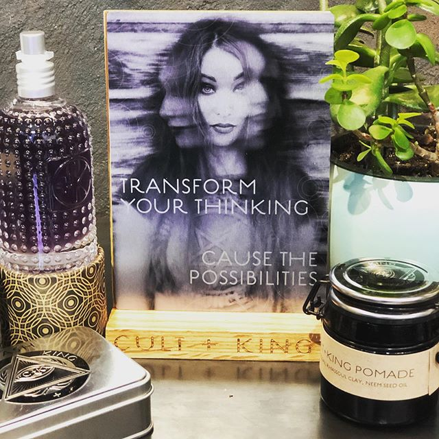 Hello new products 👋😍 We are so proud to now be carrying Cult +King! Their brand is completely free from toxins, single-use plastic & conglomerates. Also, their packaging couldn't be more aesthetically pleasing. Next time you're in ask your stylist about it! 🌍💜💇🏽‍♀️ • • • #cultandking #atxhair #atxhairstylist #atxsalon #keithkristofer #ecosalon #atxstyle #atxlifestyle