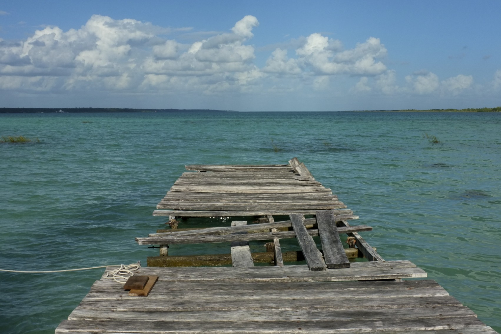 Pirate Pier, Piratas Bacalar