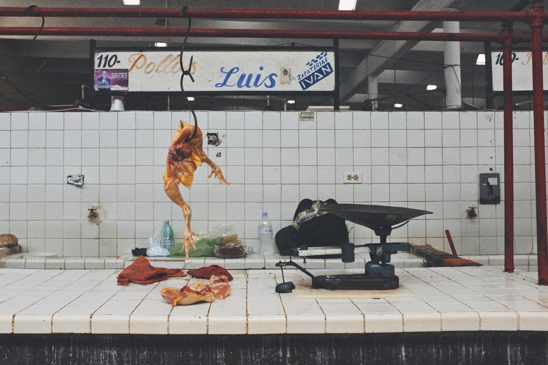 Pollos Luis, Valladolid Mercado Municipal