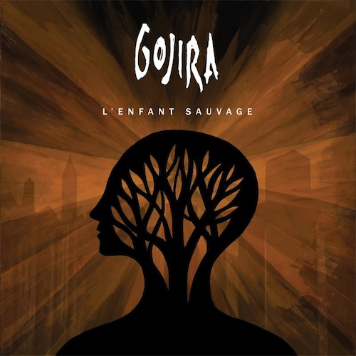 Gojira - L'enfant Sauvage  The French masters of complexity and ferociousness have put together their 5th studio album that is both beautiful and tragic. There isn't a moment of rest anywhere as the album progresses from track to track at break neck speed. One of the most beautifully orchestrated tracks is  The Gift of Guilt   ,  a perfect balance of what makes Gojira enjoyable.  Must listen track: The Gift of Guilt