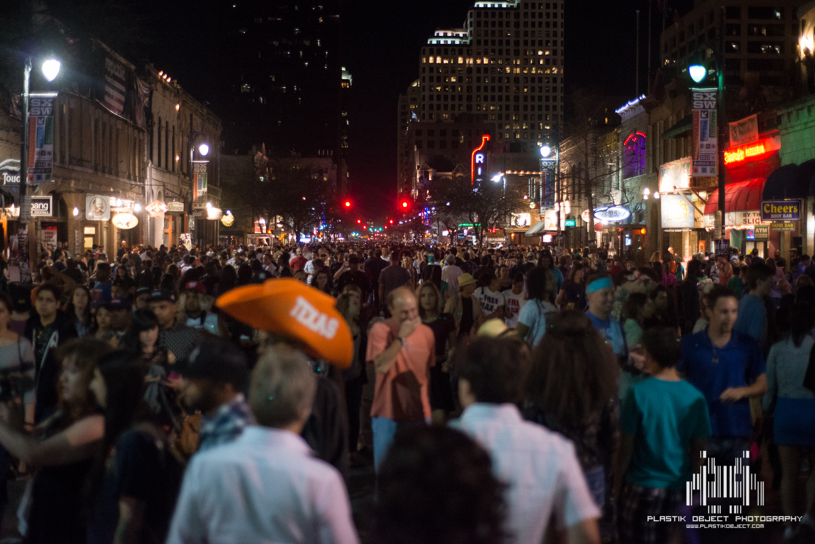The Chaos of 6th Street.