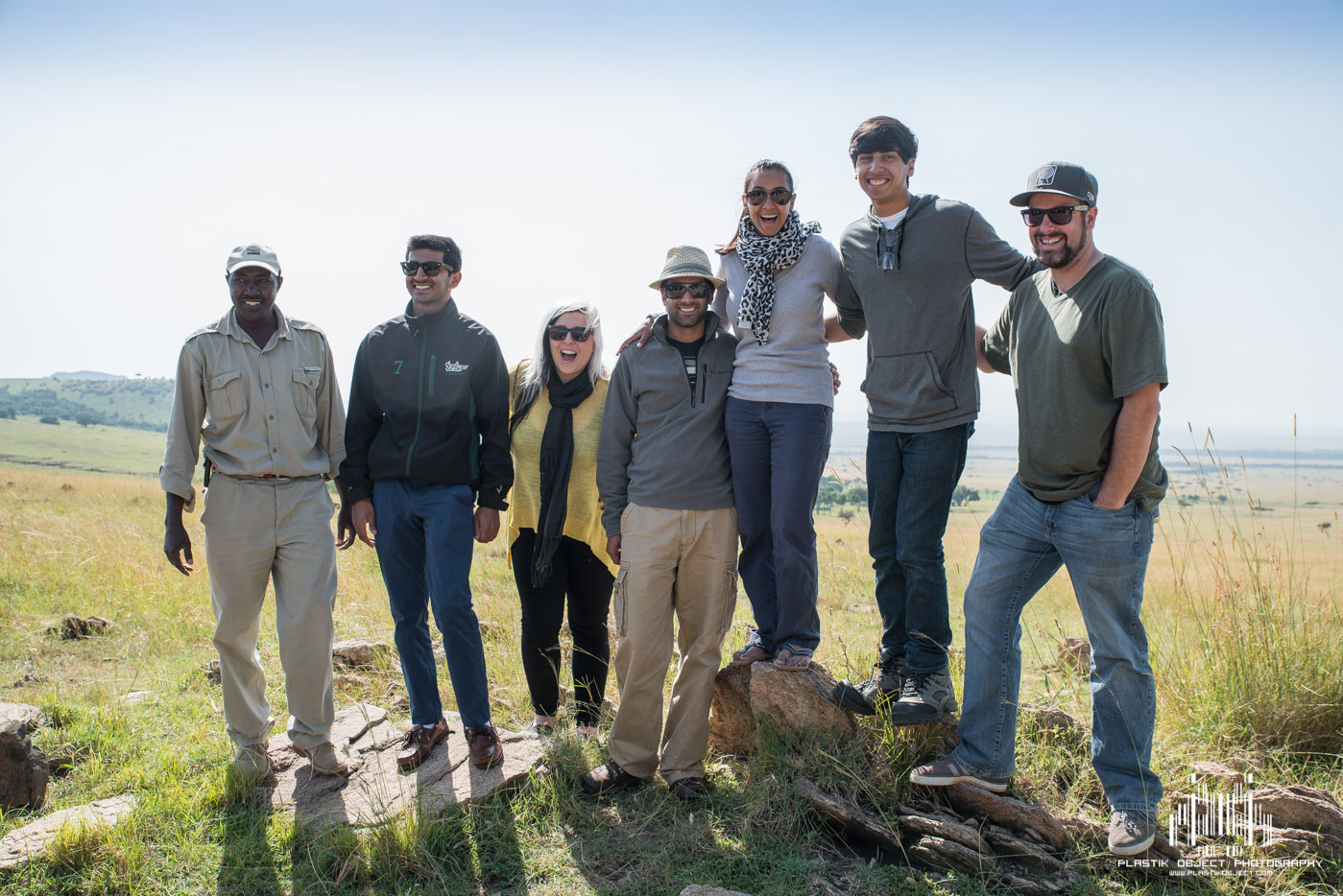 From left to right: Benson our guide, Rohan, Shelby, Ravi, Phera, Pawan, and me. Not pictured Anokh and Claire :(